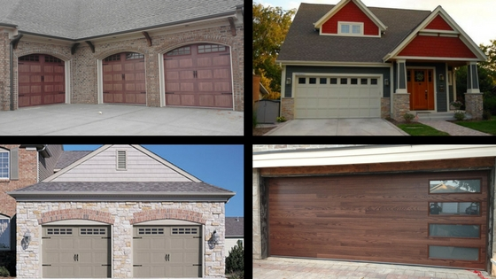 Picking The Right Garage Door Color For You